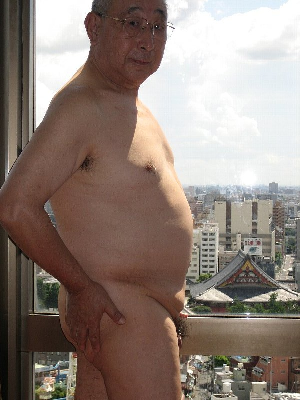 asian sexy daddy  - naked asian gay oldermen