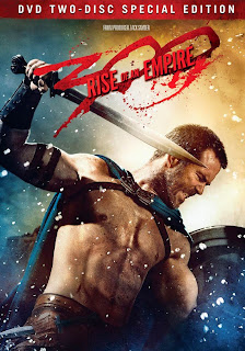 300 Rise of An Empire DVD Special Edition