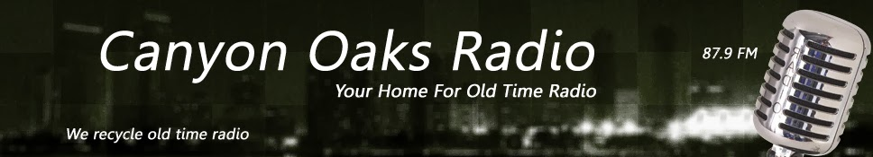 Canyon Oaks Radio