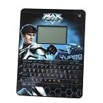 Tablet Infantil Max Pad Max Steel com 80 Atividades
