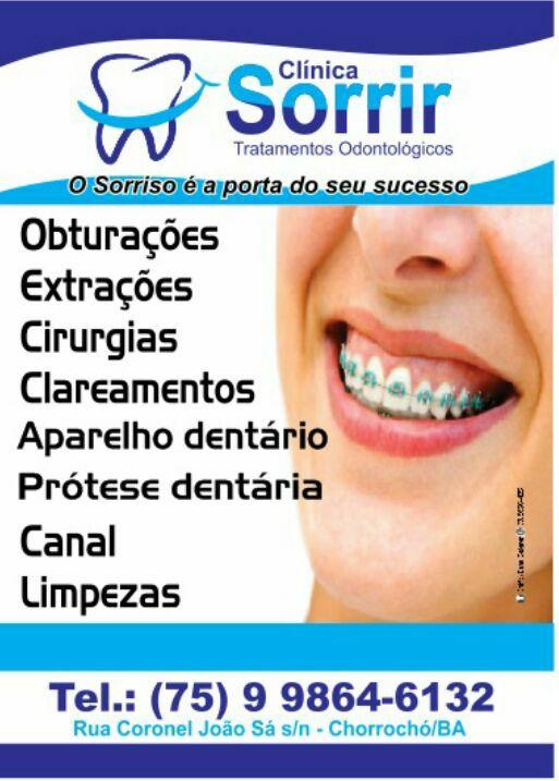 Clínica Odontológica SORRIR