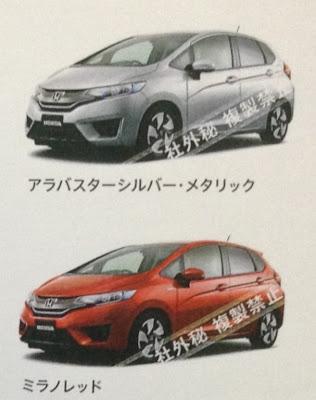 Honda+Jazz+2014 4 Foto Mobil Honda Jazz Terbaru 2014