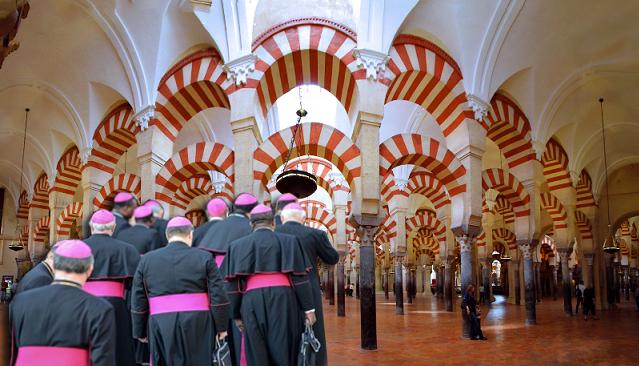 Denuncia internacional del robo de la Mezquita de Córdoba