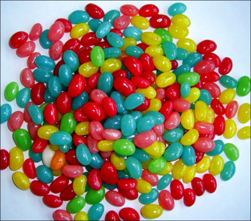 Sweet Tart Jelly Beans Sweet tart