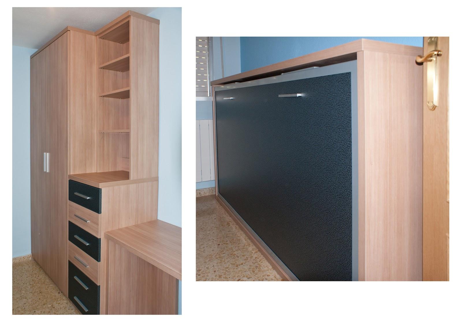 Blog de muebles soluciones zaragoza julio 2012 - Armario bajo cama ...