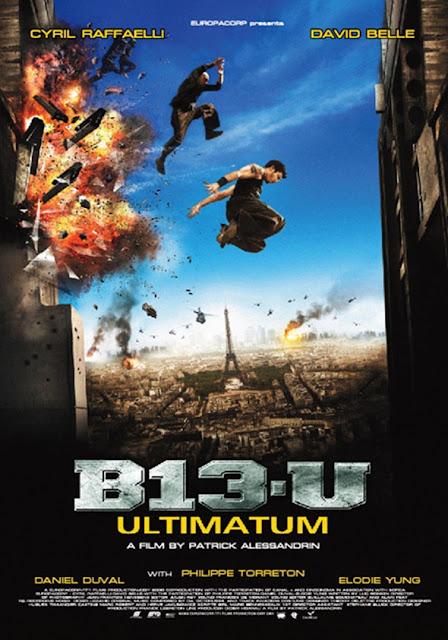 Banlieue 13 คู่ขบถ คนอันตราย ภาค 2 HD 2009