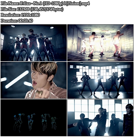 MV F.Cuz - No.1 (Full HD 1080p)
