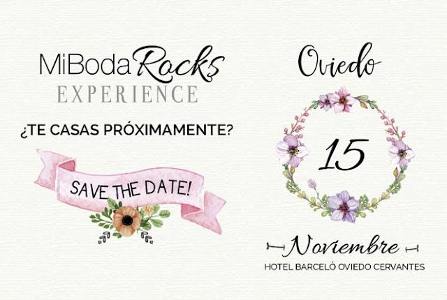 Mi Boda Rocks Experience Oviedo - 15 de noviembre 2015