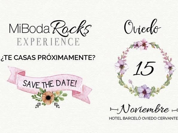Solicita entrada en Mi Boda Rocks Experience Oviedo