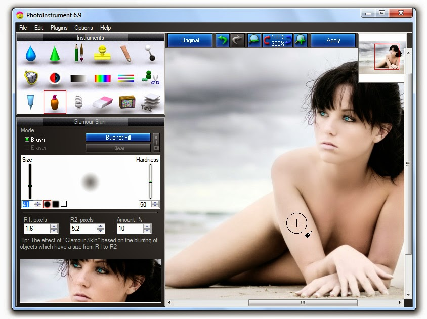 PhotoInstrument 6.9 Full Photography Editing