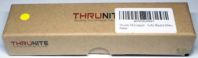 Thrunite Ti4 2xAAA Flashlight / Penlight - Unboxing 2