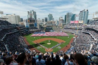 Estadio de Baseball de San Diego - California - que visitar