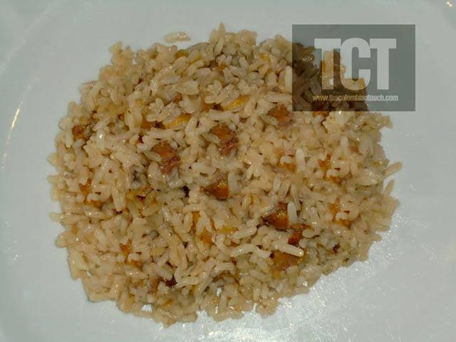 arroz de pajarito
