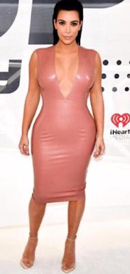 Kim Kardashian Puts Her Baby Bump On Display