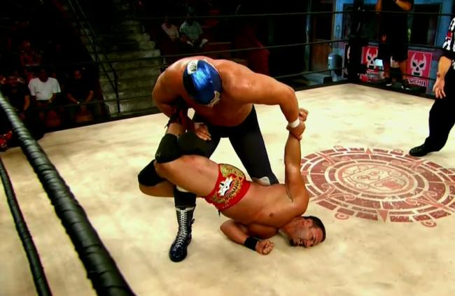 Lucha Underground - Premiere Episode: Impressions, Results ...