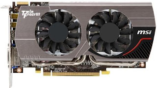 MSI HD 7850 Twin Frozr OC