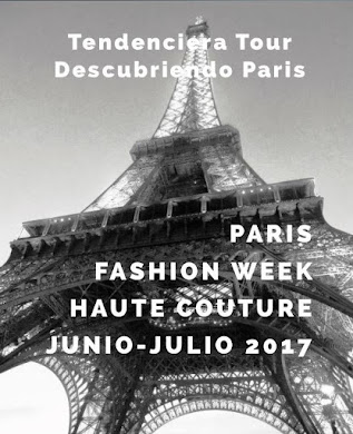 Viajamos juntas a París Fashion Week Alta Costura