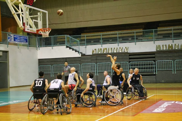 Korab Vranovci, Wheelchair Basketball Player, Wheelchair Basketball Balkan, Wheelchair Basketball Europe, Wheelchair Basketball,