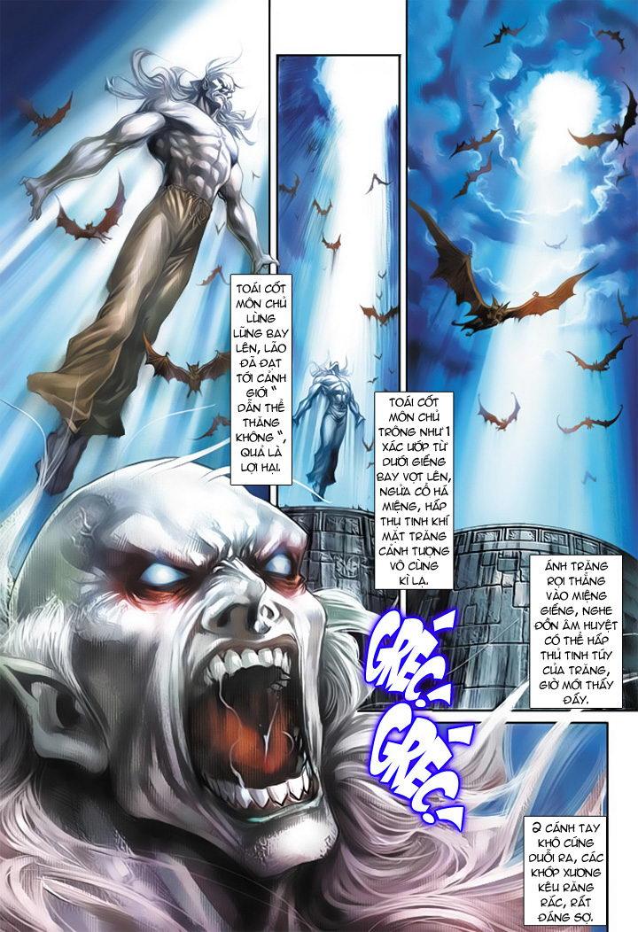 Tân Tác Long Hổ Môn chap 175 - Trang 18