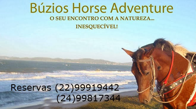 Cavalgadas em Búzios-Búzios Horse Adventure
