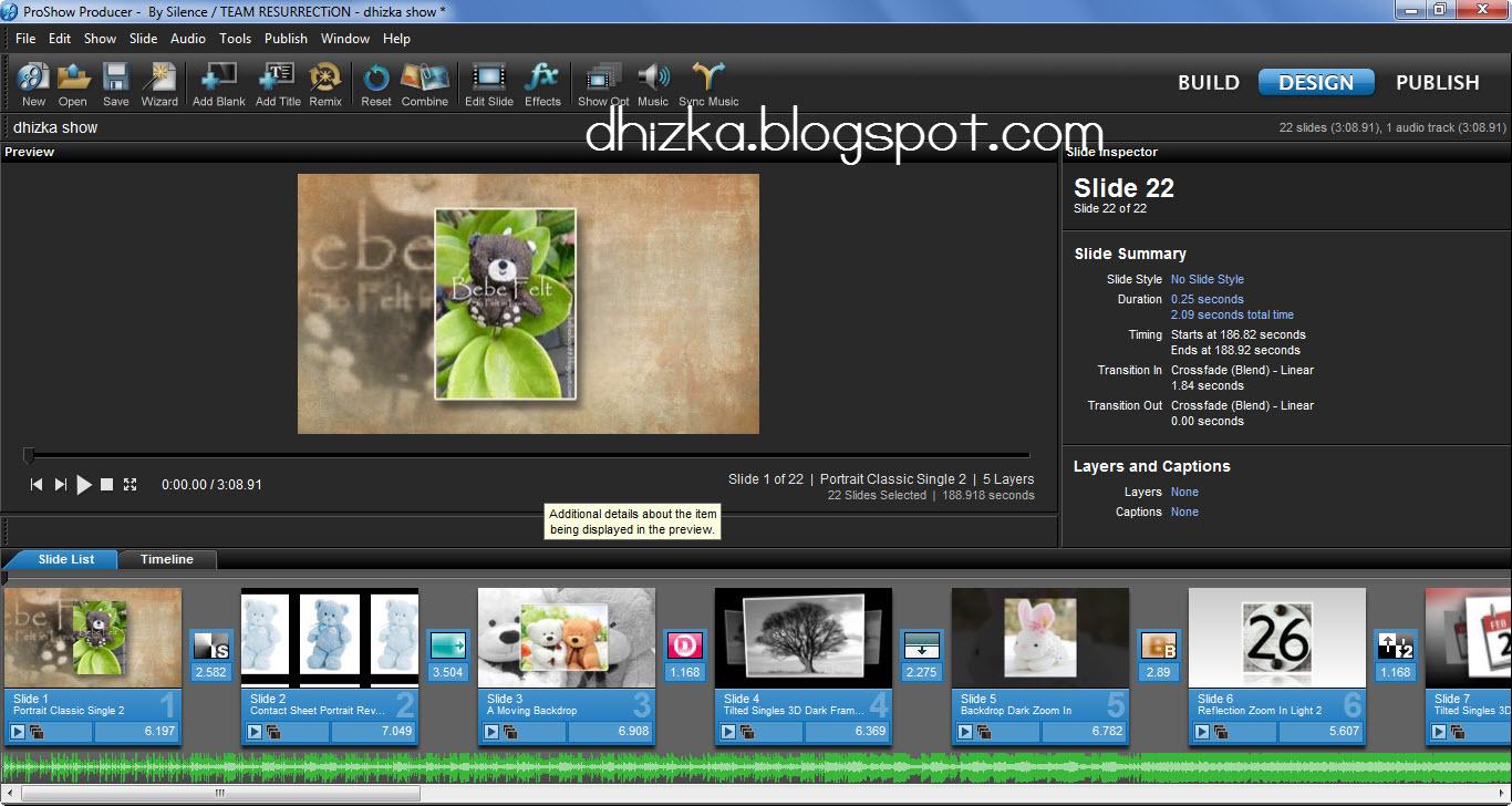 download proshow producer 5 full crack