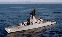 Bronstein class frigate