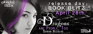 Release Day Giveaway DRAGONS ARE PEOPLE, TOO