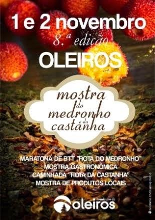 FIM DE SEMANA EM OLEIROS