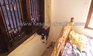  Kudlu, Fire, House, Kasaragod, Kerala