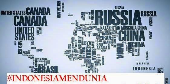 #IndonesiaMendunia!