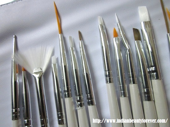 nail art brush set tools dotting