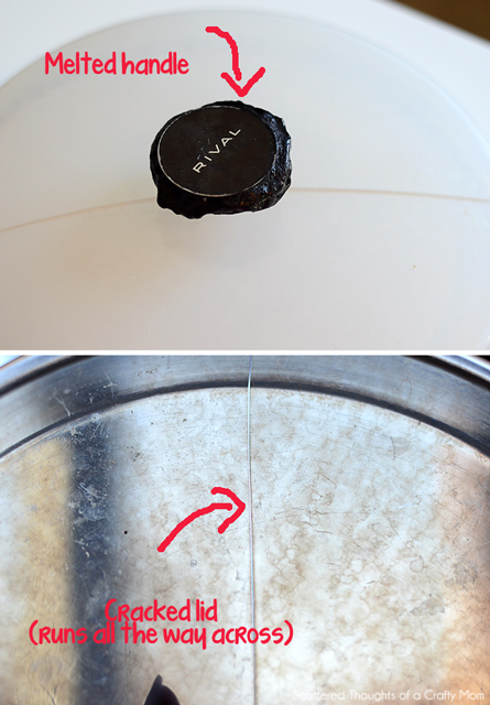 How to fix almost anything using Sugru!  (I fixed m crock pot lid.)