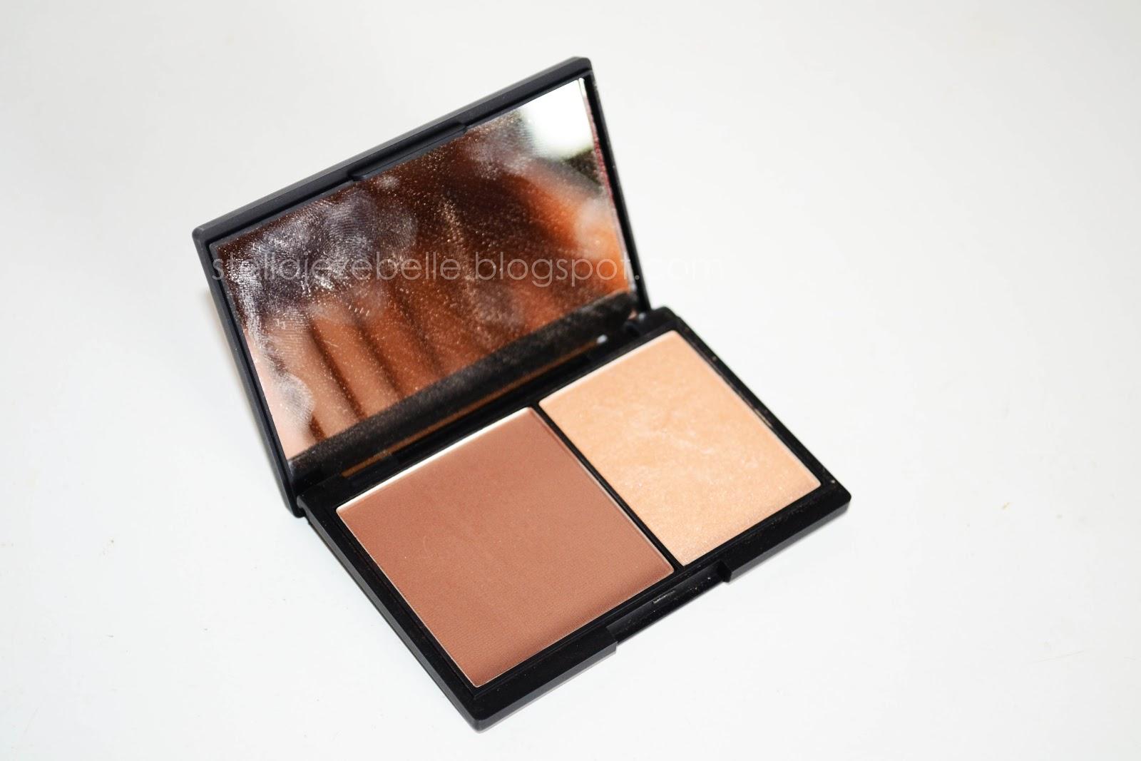 how to use sleek makeup contour kit