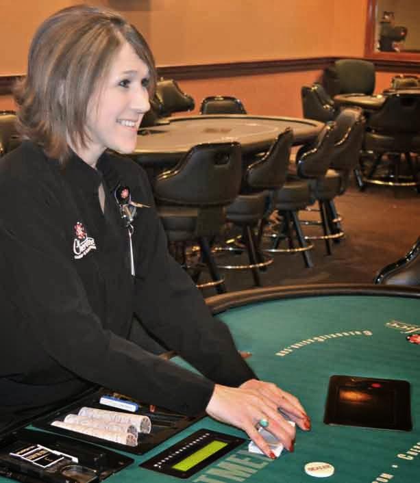 Siloam springs casino poker