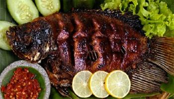 Resep Ikan Nila Bumbu Bakar