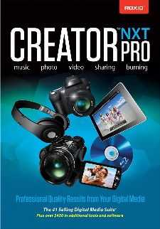 Roxio Creator NXT Pro 2013 Plus Add-On Full Serial Number - Mediafire