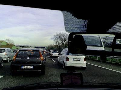 Traffico Esodo Ferragosto 2012