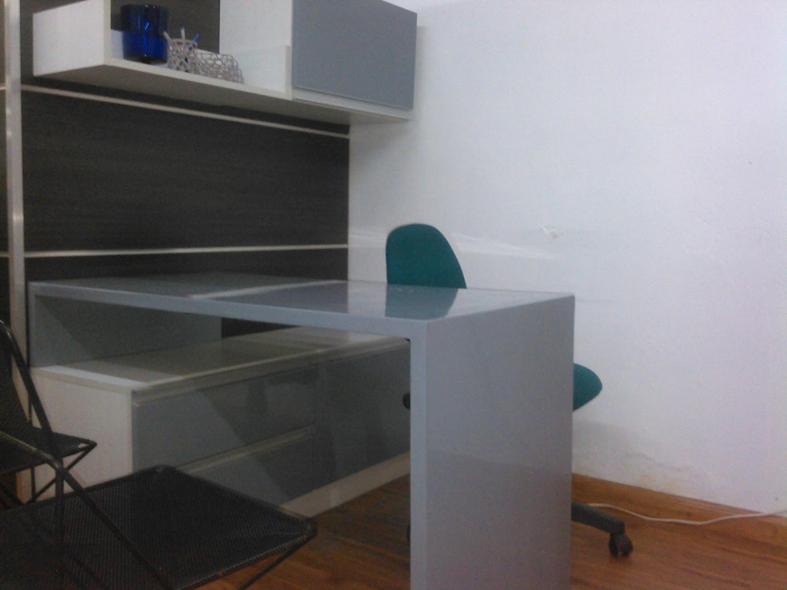 Dise o fabricaci n e instalaci n de muebles para oficinas for Oficinas modulares