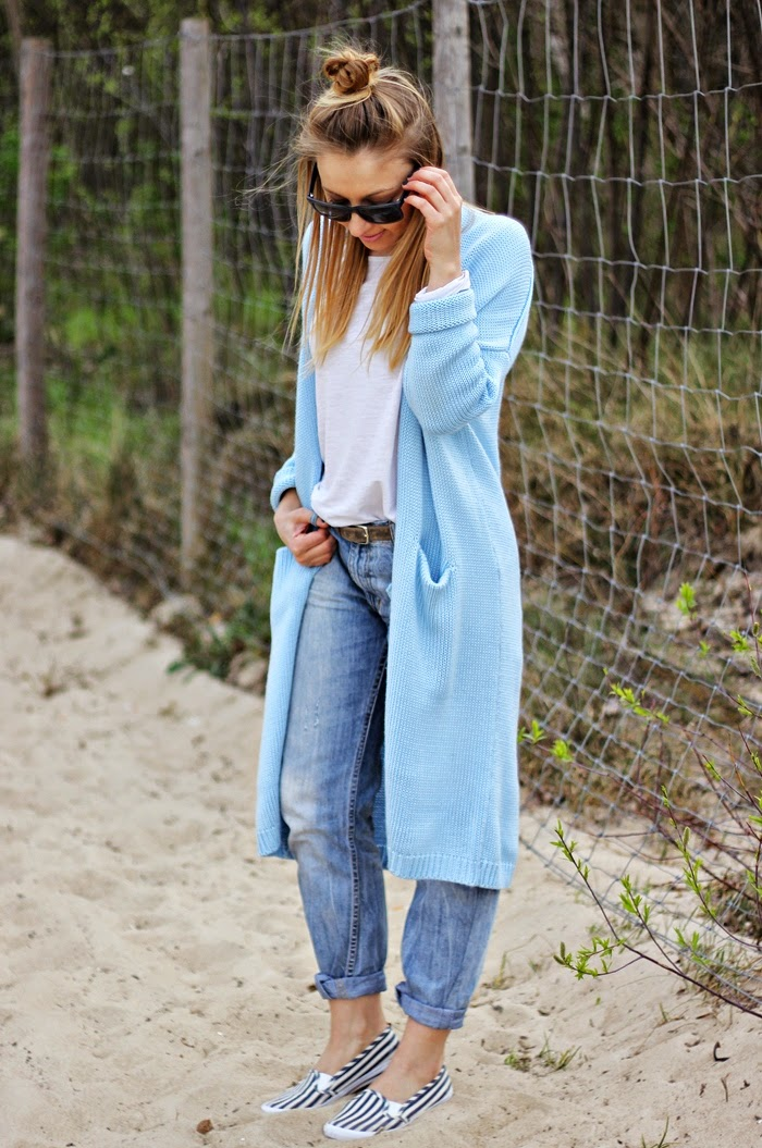 Sweter damski na wiosnę