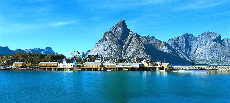 جزر اللوفتين في النرويج