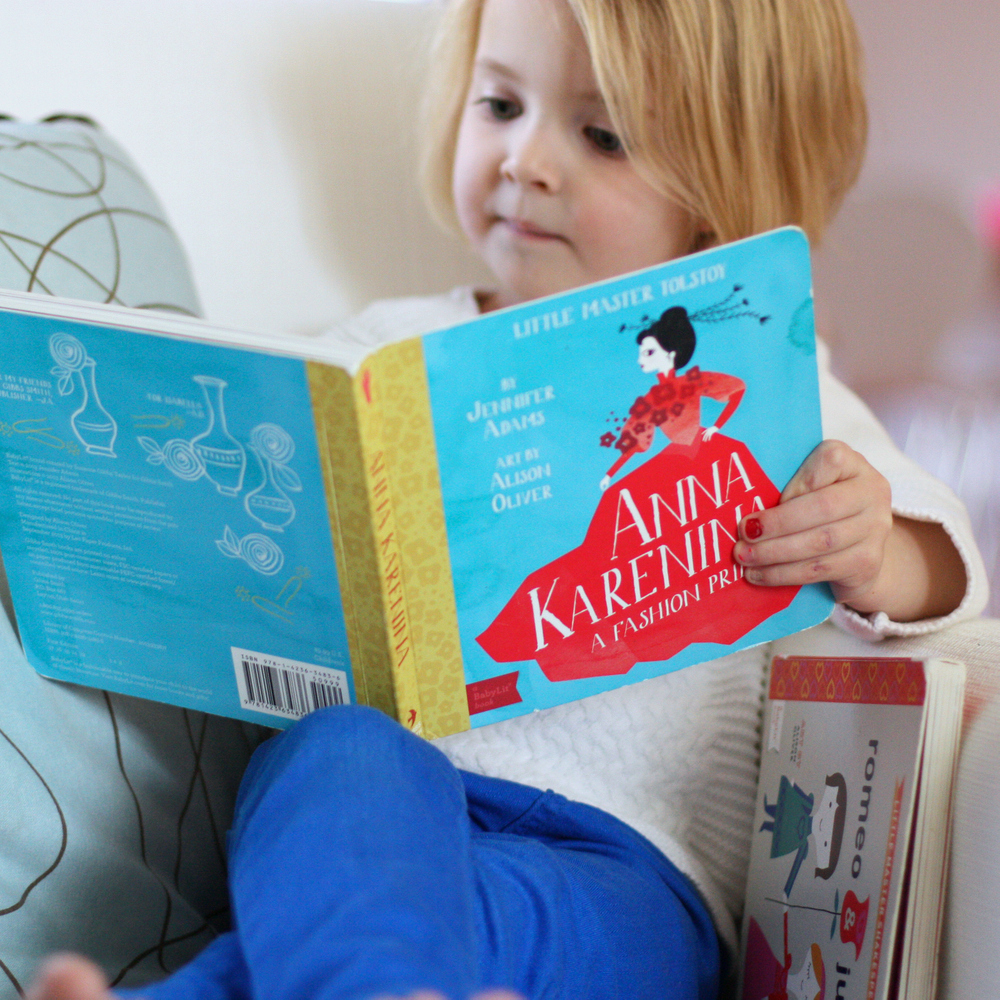 How my child learned to read