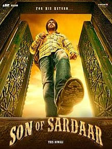 Watch Son Of Sardaar Movie
