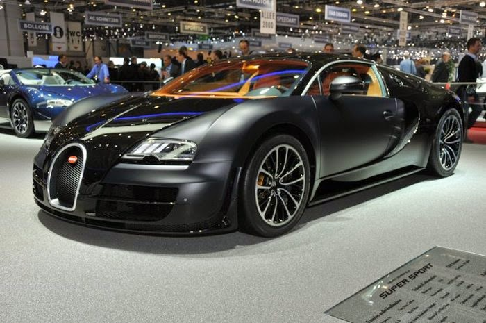 bugatti veyron super sport car information: ~ new cars information