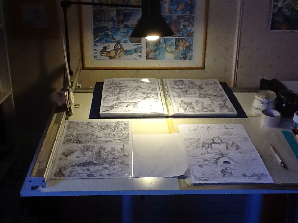 Tavolo Da Lavoro Grande : Frame my space nuova pannonia tavolo da lavoro e promozione