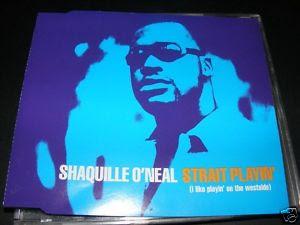 Shaquille O'Neal – Strait Playin' (CDS) (1996) (320 kbps)