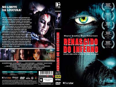 Renascido do Inferno DVD Capa