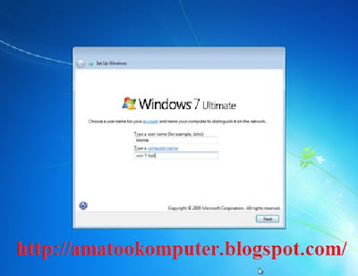 Cara Instal Windows 7 Lengkap 1, Windows 7, Tips Komputer 14