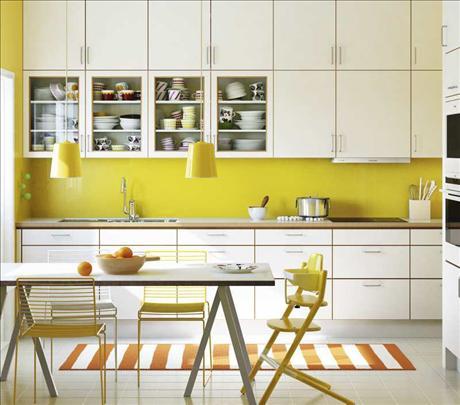 Decoración de Cocinas Amarillas - Kansei Cocinas | Servicio ...