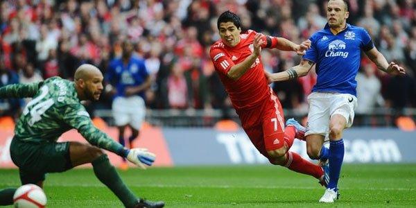 Prediksi Skor Pertandingan Everton vs Liverpool, 28 Okt 2012