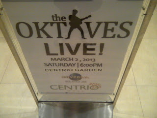 Oktaves live in Centrio Ayala